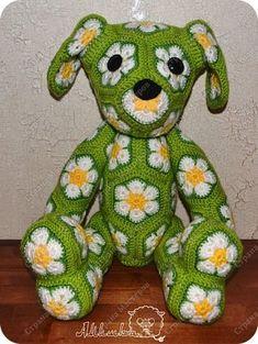 Ромашковый собакен