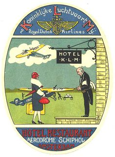 Hotel KLM Amsterdam
