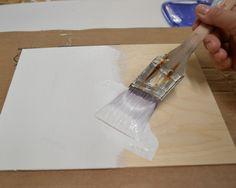 Fundamentos-Parte II-encáustica Cómo hacer pintura encáustica.  Aprende a preparar sus sustratos, aprender a fusionar, y cómo agregar color a sus pinturas encáustica.