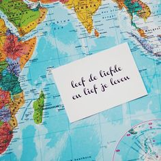 En vergeet niet om mooie reisjes te maken! 🌎🌍🌏 #ivegotacrushontheworld…
