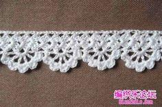 Loza: Crochet edges