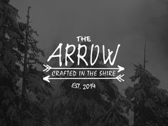 TheArrow x Vintage Logo by Thomas Habr