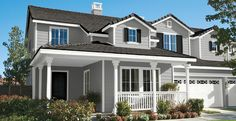 Popular Exterior House Color Combinations | Help choosing exterior colors - BabyCenter