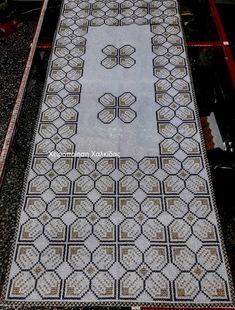 Cross Stitch Bookmarks, Cross Stitch Embroidery, Hgtv, Crosses, Alphabet, Rugs, Summer, Dots, Pattern