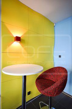 Decorative Panles 3D - Loft Design System - Model 18 FLEX! colour SHOCK! Three dimensional panels LOFTSYSTEM!