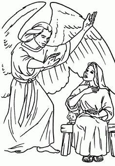 Gabriel visita a María 3