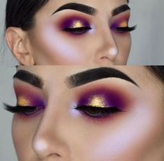 If you'd like to enhance your eyes and increase your good looks, using the very best eye make-up tips and hints can help. You want to be sure to put on make-up that makes you start looking even more beautiful than you already are. Pretty Makeup, Love Makeup, Makeup Inspo, Makeup Art, Beauty Makeup, Makeup Ideas, Makeup Hacks, Makeup Designs, Gorgeous Makeup