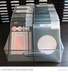 Die-namics Storage by Julie Dinn