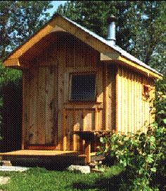design your own custom sauna