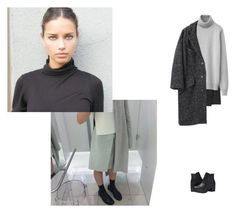 """""""do it again"""" by tina-gadze ❤ liked on Polyvore featuring Étoile Isabel Marant, Uniqlo and Steve Madden"""