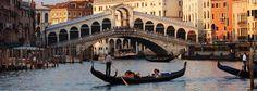 Only in Venice! Visit the Hilton Molino Stucky Venice, Italy