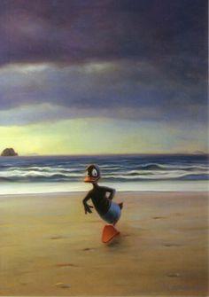 artist: kaj stenvall Illustration Styles, Disney Mickey, Ducks, Finland, Donald Duck, Google Images, Modern Art, Artist, Prints