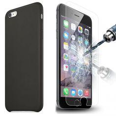 #Apple #iphone 4/4S/5/5S/5C/6/6+ tempered glass screen  Ecran vitre trempée pour 4/4S/5/5S/5C/6/6+