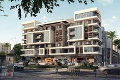 House Architecture Styles, Architecture Building Design, Islamic Architecture, Facade Design, Concept Architecture, Residential Architecture, Exterior Design, Bungalow Exterior, Modern Exterior