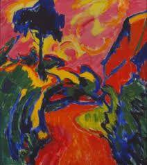 Image result for karl schmidt-rottluff paintings