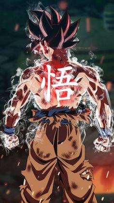 Limit Breaker New Form Goku Mobile Wallpaper 1080p by davidmaxsteinbach on DeviantArt