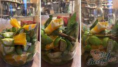 Domácí ořechovka | NejRecept.cz Cocktails, Drinks, Baileys, Fresh Rolls, Food Art, Asparagus, Cheesecake, Food And Drink, Destiel