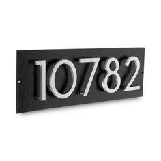 79 Address Signs Rectangle Ideas Plaque Address Plaque Address Sign