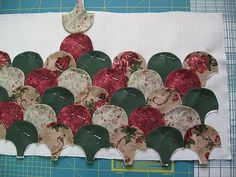 Clamshell Quilt tutorial