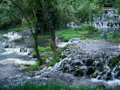 Foto del Río Piedra #monasteriodepiedra #aragon #spain