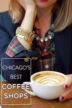 Charmingly Styled: chicago's best coffee shops.