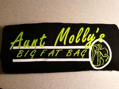 Check out Aunt Molly's Big Fat Bag on Facebook!!