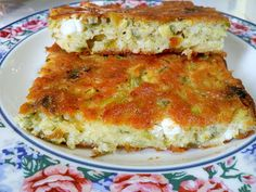 I have tried them and they are amazing and, Bread And Pastries, Savory Tart, Greek Dishes, Greek Recipes, Different Recipes, Food And Drink, Easy Meals, Cooking Recipes, Snacks
