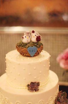 topo de bolo / casamenteiras