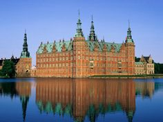 Frederiksborg Castle, Hillerød - Denmark.