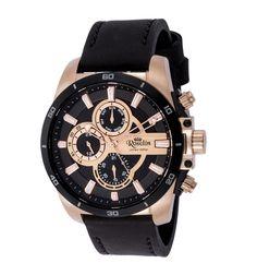 5ea13e47e19d Roselin Watches Limited Edition. Reloj con correa de piel y caja de acero.  Unidades