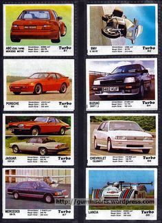 Turbo 51 120. Chewing GumBubble ...