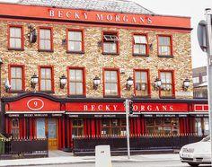 Becky Morgan's Pub