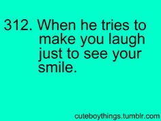 Happens a lot, because apparently I have a frown smile (even though i`m smiling, my smile is upside down) what ever that means lol.