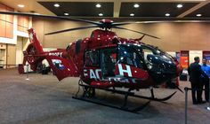 Fire / rescue helicopter
