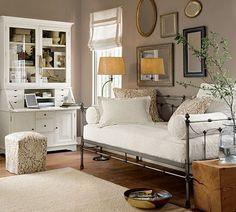 Graham desk plus hutch - office/guest room