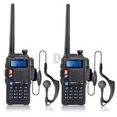 check price 2pcs baofeng uv 5x walkie talkie upgraded version of baofeng uv 5r uhfvhf two way radio fm #vhf #channels