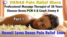 Denas Pcm 6 for Professional Massage Therapist - Part 1