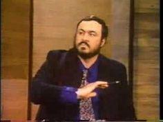 ▶ Pavarotti masterclass 002 - YouTube