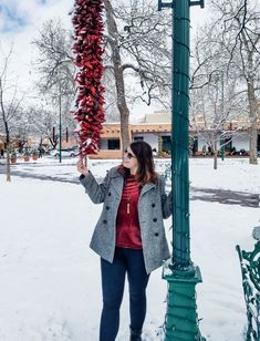 Warm Up in the Southwest: Why You Should Visit Santa Fe in the Winter Sante Fe New Mexico, Chocolate House, Visit Santa, New Mexican, Fes, Santa Fe, Unique Art, Warm, Winter