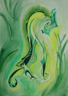 Loch Ness by Kirsty Mills.