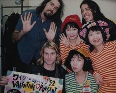 Nirvana and Shonen Knife