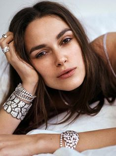 Keira Knightley for Madame Figaro by Paul Maffi