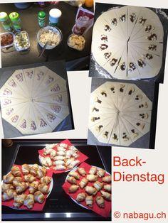 Back-Dienstag Tuesday, Bakken, Recipes