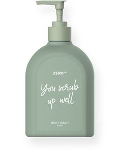 Zero Co Australia Bottle Packaging, Cosmetic Packaging, Product Packaging, Label Design, Package Design, Packaging Design Inspiration, Body Wash, Soap Dispenser, Alcohol