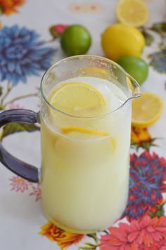 Cocktail Drinks, Cocktails, For Love And Lemons, Lemonade, Glass Of Milk, Panna Cotta, Good Food, 2013, Cooking