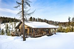 A Rocky Mountain Cabin for Retirement!