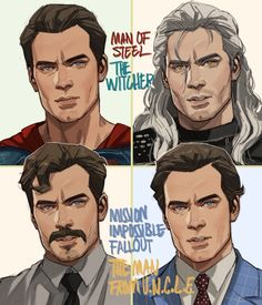 Character Inspiration, Character Art, Character Design, Henry Cavill, The Witcher Series, The Witcher Geralt, The Man From Uncle, Avatar The Last Airbender, Held