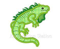 Hey, diesen tollen Etsy-Artikel fand ich bei https://www.etsy.com/de/listing/95839898/iguana-lizard-boy-applique-machine