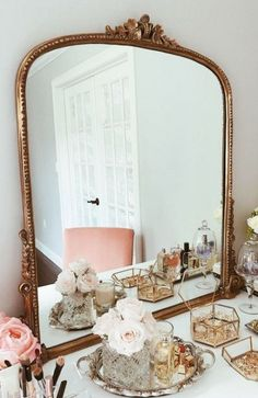 67 Ideas makeup vanity dresser interior design #makeup #design