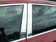 MAZDA3 2004-2009 MAZDA (5 door) (4 pieces: Pillar Post Trim Kit) PP27750